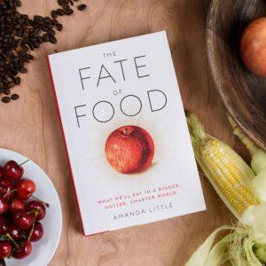 کتاب سرنوشت غذا