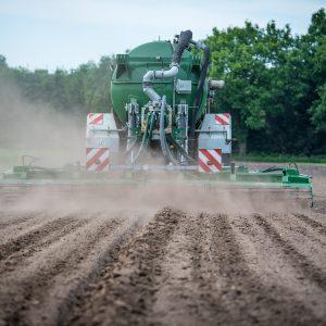 tractor, gülle, liquid manure spreader